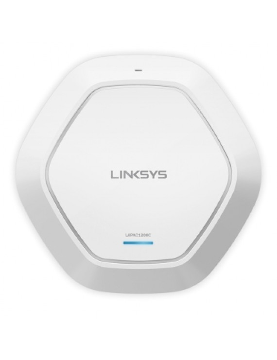 ACCESS POINT LINKSYS (LAPAC1200C) WIRELESS DUAL BAND AC1200