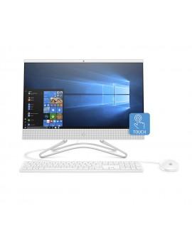 AIO HP 22-C0023W TOUCH W10 ING CI3-8100T 3.10GHZ/4GB/1TB/22
