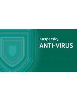 ANTIVIRUS KASPERSKY ESD 10 USUARIOS/1AÑO