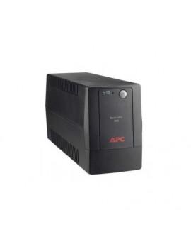 UPS APC BACK-UPS (BX800L-LM) 800VA/400WATTS 4TOMAS 120V AVR
