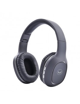 AUDIFONO UNNO OVALA (HS7408GY) BLUETOOTH GRIS