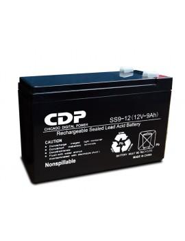 BATERIA CDP (SS9-12) 12VA/9 AMP UPS 750VA Y 900VA