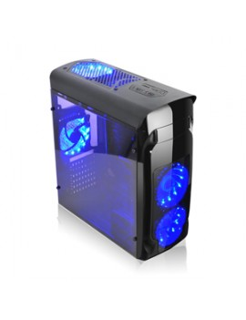 CASE FULLPOWER GAMER (GX8) SIN FUENTE LUZ LED/LADO TRANSPARENTE