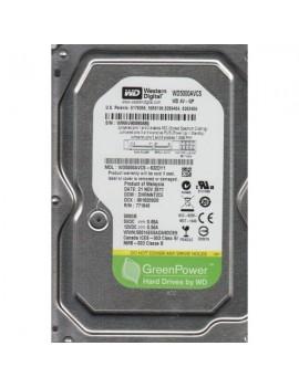 DD PC WD 500GB 5400RPM SATA 16MB 3.5