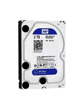 DD PC WD 2TB 5400RPM SATA 6GB/S AZUL