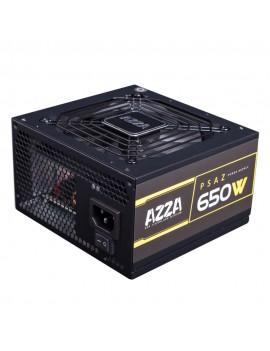 FUENTE PODER AZZA (PSAZ-650W) 650 WATTS 80 PLUS BRONZE