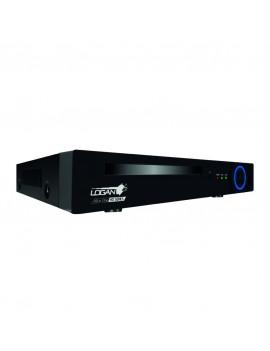 GRABADOR LOGAN (LX4DNR) 1080P/4CANALES/AHD/TVI/CVI/CVBS/IP