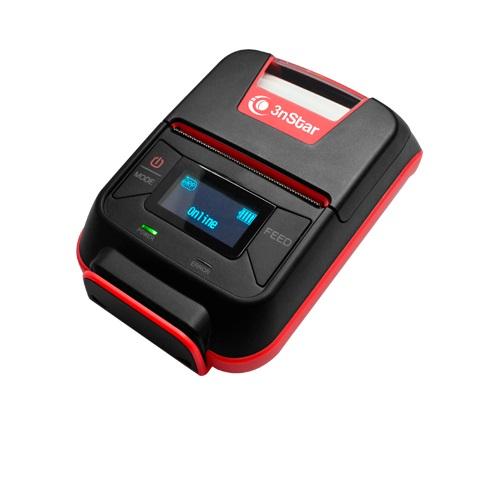 IMPRESORA 3NSTAR (PPT200BT) TERMICA PORTATIL USB/BLUETOOTH