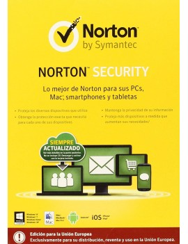 ANTIVIRUS NORTON TABLET.S 2.0 SL 1USUARIO CD
