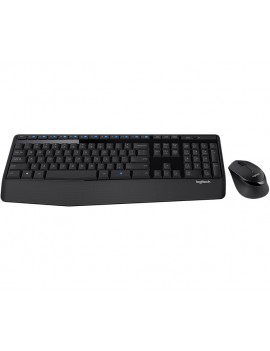 KIT LOGITECH (MK345) TECLADO/MOUSE WIRELESS ESP