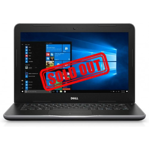 DELL LATITUDE 3380 ING W10PRO CI3-6006U 2.0GHZ/4GB/128SSD/13.3
