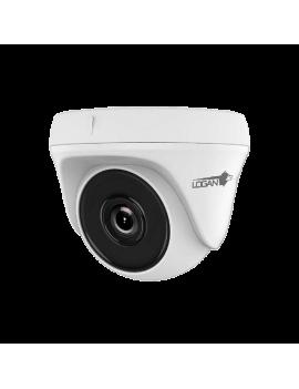 CAMARA LOGAN (LX2ADHH) DOMO 2MPX 1080P/AHD/TVI/CVI/CVBS