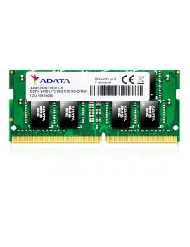 MEMORIA ADATA 4GB 2400MHZ DDR4 512MX16 SO-DIMM