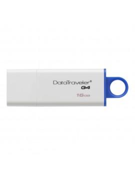 MEMORIA USB (3.0) 16GB KINGSTON (DTIG4/16GB) BLANCO/AZUL