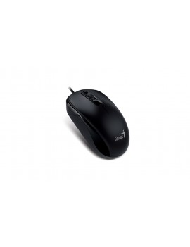 MOUSE GENIUS (DX-110) 1000DPI USB OPTICO NEGRO