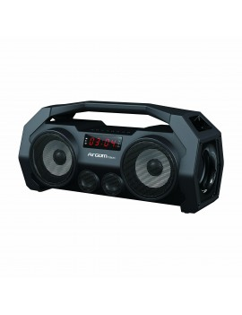 PARLANTE ARGOM (3304BK) SLAMBOX BEATS BLUETOOTH/RADIO FM/3.5MM
