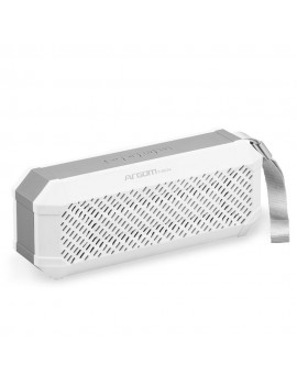 PARLANTE ARGOM BUZZBEATS (3008) WIRELESS BLUETOOTH 2X3W BLANCO