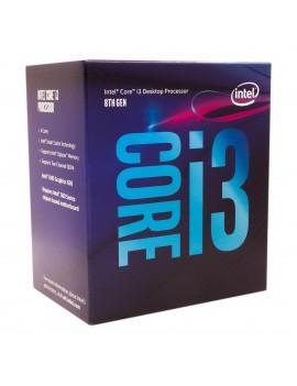 INTEL CORE I3 (8100) 3.60GHZ LGA1151 8GEN