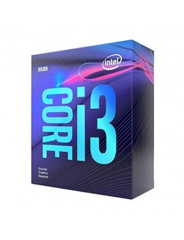 INTEL CORE I3 (9100F) 3.60-4.20GHZ LGA1151 9GEN
