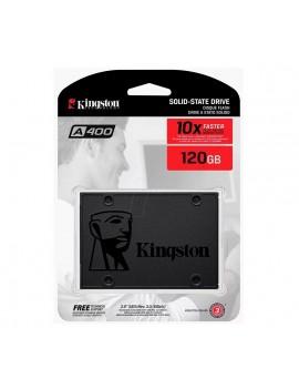 DD SOLIDO KINGSTON 120GB SA400 BRACKET SIN RACK