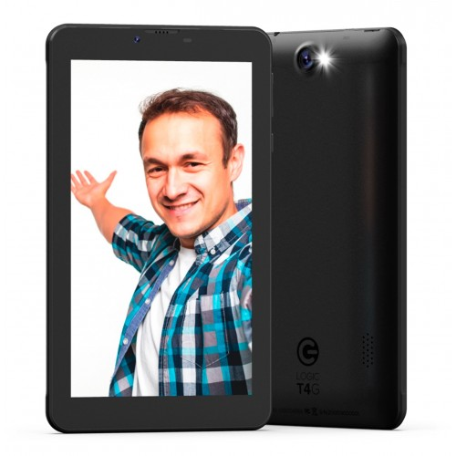 TABLET LOGIC (T4G) 4G QC 1,40GHZ/1GB/16GB/7