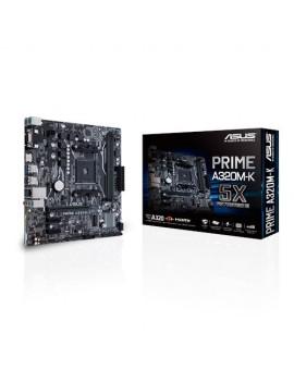 MICRO ATX ASUS (PRIME A320M-K) AM4/32GB/2XDDR4/VGA/HDMI