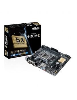 MICRO ATX ASUS (H110M-D)  INTEL 1151/32GB/DDR4/4SATA/VGA/PARAL/HDMI