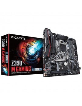 MICRO ATX GIGABYTE Z390 M GAMING 8TH-9TH (1151) MAX 128GB 4XDDR4/HDMI/DVI