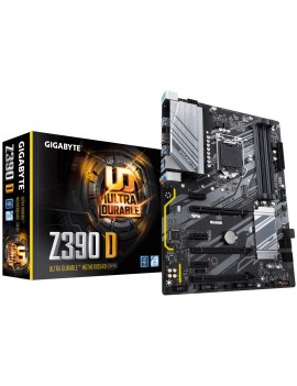 ATX GIGABYTE Z390 D 8TH-9TH (1151) MAX 128GB 4XDDR4/HDMI/USB