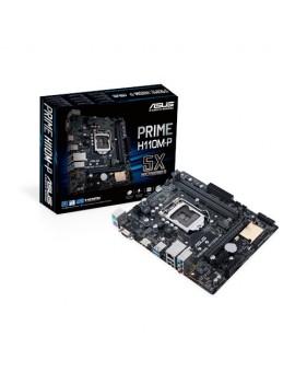 MICRO ATX ASUS (PRIME H110M-P) (INTEL) (1151) MAX 32GB/2XDDR4/VGA/HDMI/USB