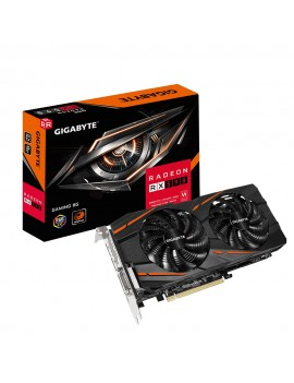TARJETA DE VIDEO GIGABYTE RADEON RX590 8GB DDR5 256BIT DVI/HDMI/DP