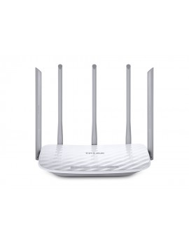 ROUTER TP-LINK (ARCHER C60) WIRELESS 2.4GHZ/5GHZ AC1350 5 ANTENAS DUAL BAND