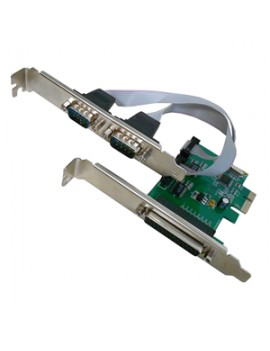 TARJETA PCI EXPRESS AGILER AGI-5325 2 SERIALES 1 PARALELO