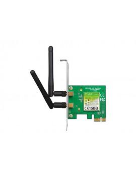 TARJETA PCI EXP TP-LINK WIRELESS-N TL-WN881ND 300MBPS 2DBI
