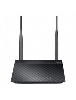 ROUTER ASUS (RT-N12_D1) WIRELESS 2.4GHZ N300 2 ANTENAS 5DBI