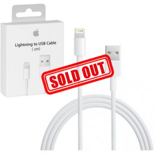 CABLE APPLE LIGHTNING A USB PARA IPHONE5/6