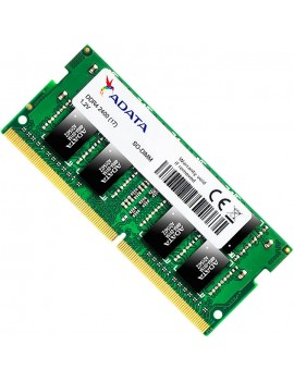 MEMORIA ADATA 16GB 2400MHZ 1024MX8 DDR4 SO-DIMM