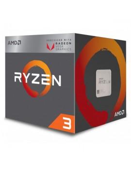 AMD AM4 (RYZEN 3 2200G) 3.50-3.70GHZ 4MB 46-65W