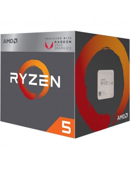 AMD AM4 (RYZEN 5 2400G) 3.60-3.90GHZ 4MB 46-65W