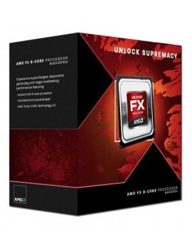 AMD AM3+ (FX-8320E) 3.2GHZ-4GHZ  BLACK EDITION 125W