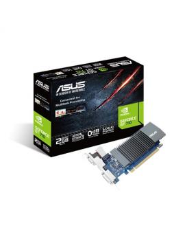 TARJETA DE VIDEO ASUS GT710 2GB/DDR5/VGA/DVI/HDMI